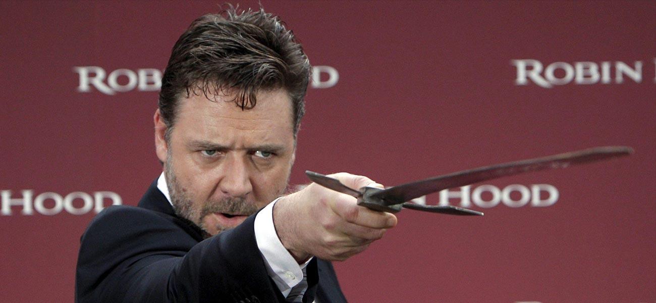 Russell Crowe sarà Noè? - In foto Russell Crowe.