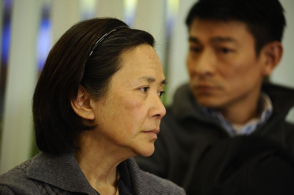 In foto Deannie Yip (70 anni)