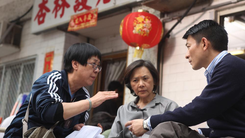 In foto Andy Lau (55 anni)