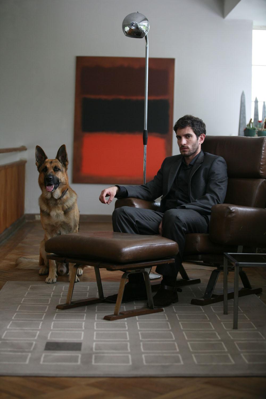 In foto Quim Gutiérrez (36 anni)