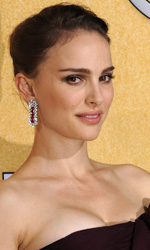 Natalie Portman pazza di Terrence Malick - In foto Natalie Portman, Oscar 2011 con <em>Il cigno nero</em> di Darren Aronofsky.