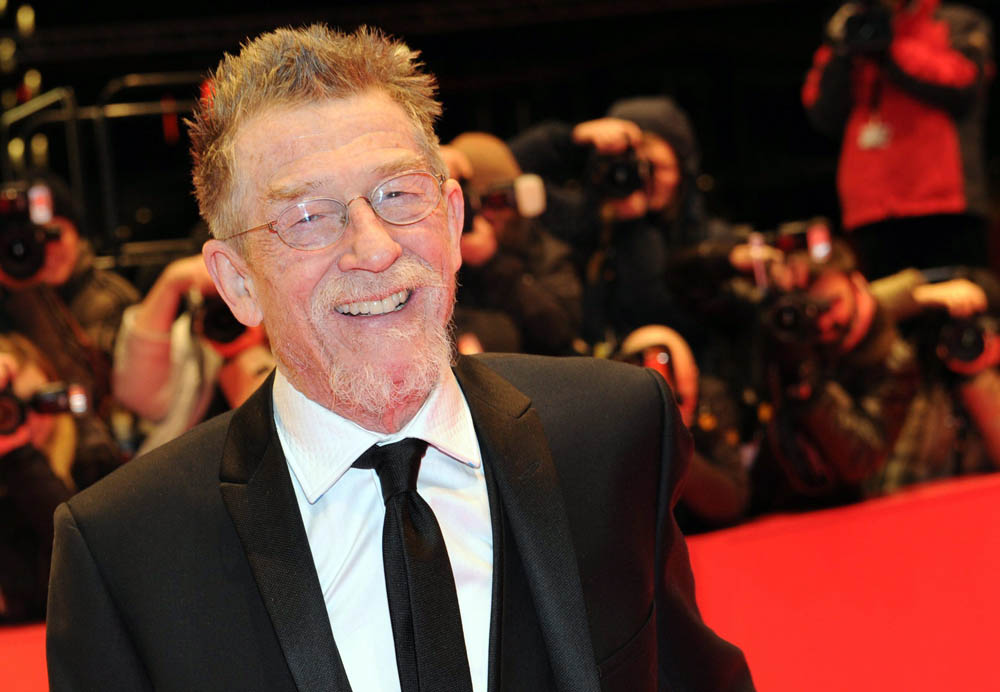 Berlinale 2012, le confessioni private di Billy Bob Thornton - In foto John Hurt.