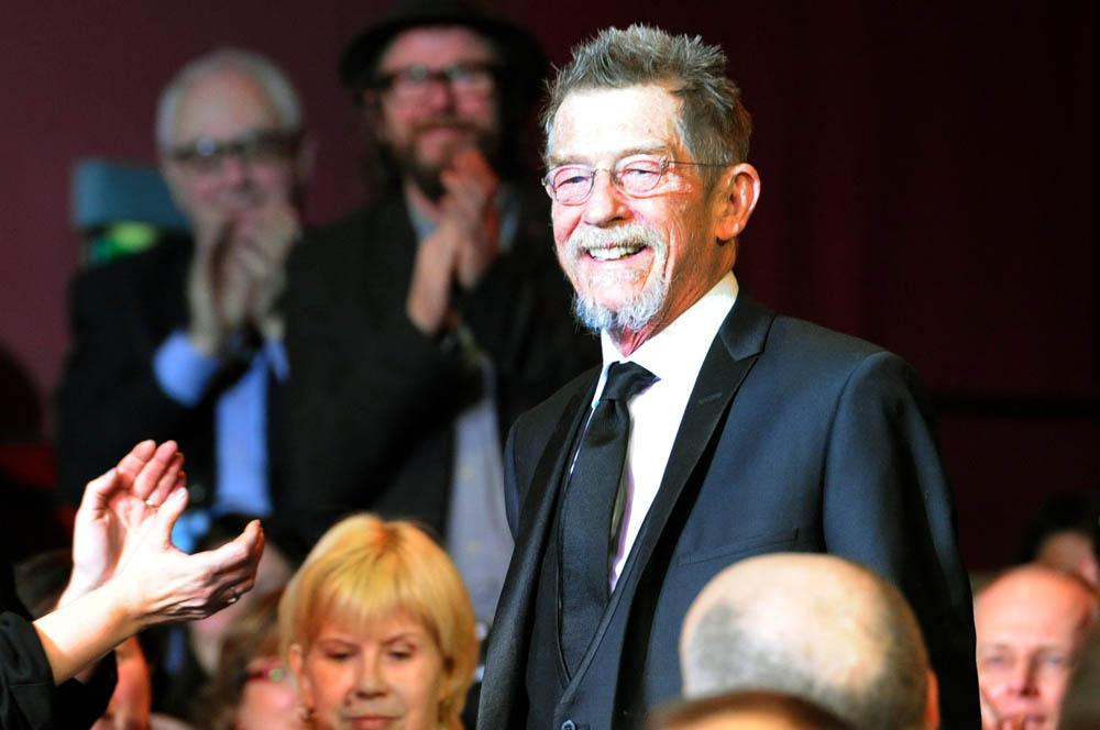 Berlinale 2012, le confessioni private di Billy Bob Thornton - In foto John Hurt.