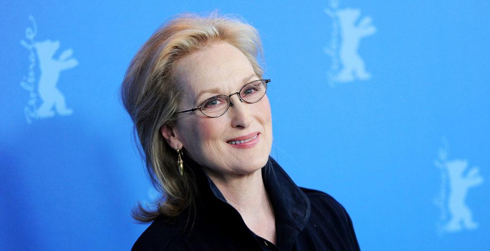 Berlinale 2012, Meryl Streep e l'obbligo di avere paura - Meryl Streep a Berlino per ricevere l'Orso d'oro alla carriera.