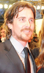 Berlinale 2012, Meryl Streep e l'obbligo di avere paura - In foto Christian Bale con la moglie.