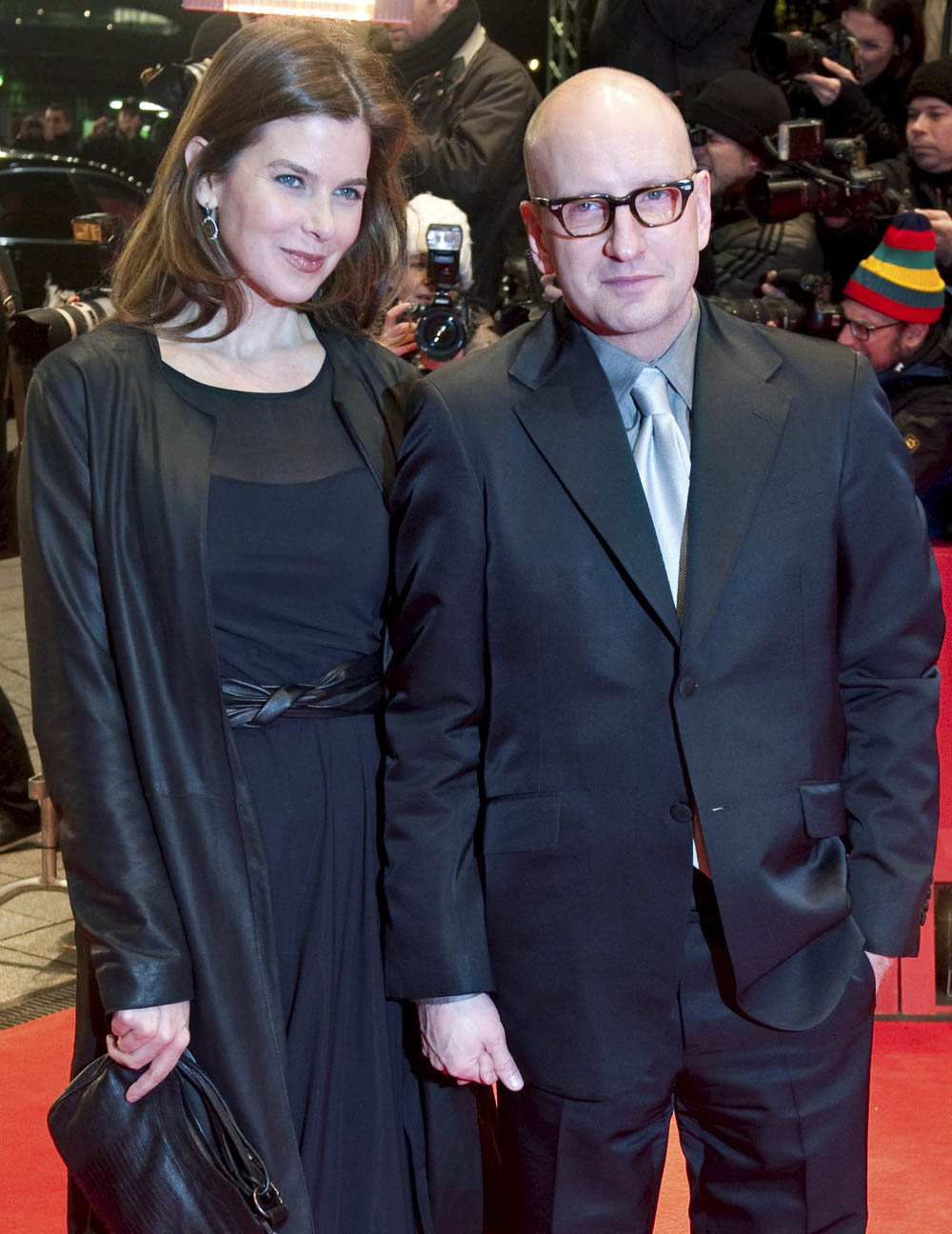 In foto Steven Soderbergh (50 anni)