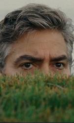 Autunno alle Hawaii - In foto l'attore George Clooney in una scena di Paradiso amaro di Alexander Payne.