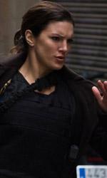 Knockout, l'ora della vendetta - Una scena del film <em>Knockout - Resa dei conti</em> di Steven Soderbergh.
