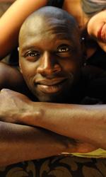 In foto Omar Sy (39 anni)