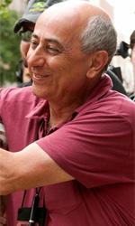 Il giovane Holden dopo l'11 settembre - In foto Roberto Faenza con Tony Regbo e Lucy Liu.
