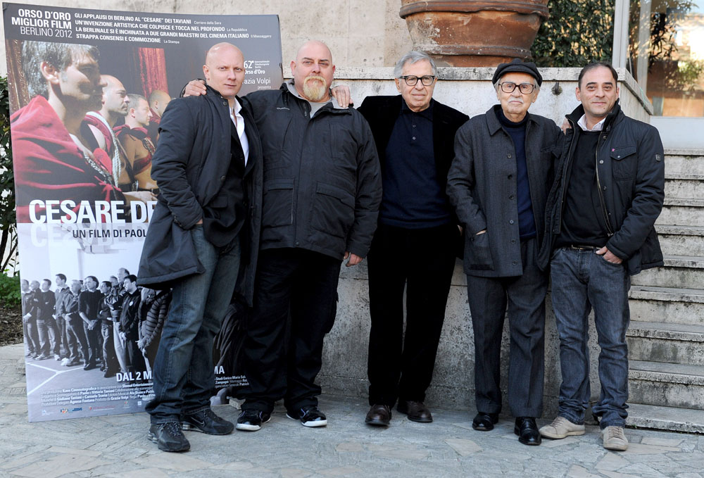 In foto Paolo Taviani (85 anni)