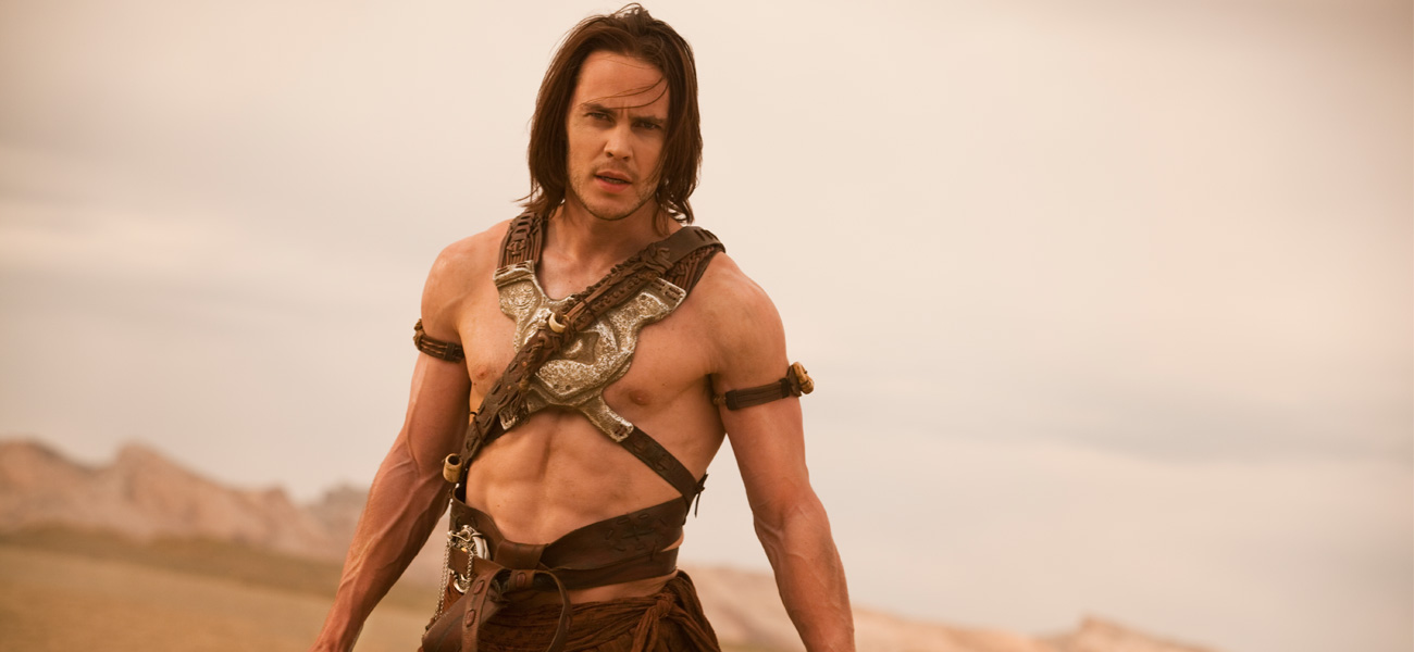 In foto Taylor Kitsch (32 anni)