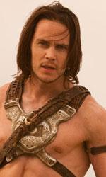 John Carter, l'eroe intrappolato su Marte - Taylor Kitsch in una foto del film John Carter di Andrew Stanton.