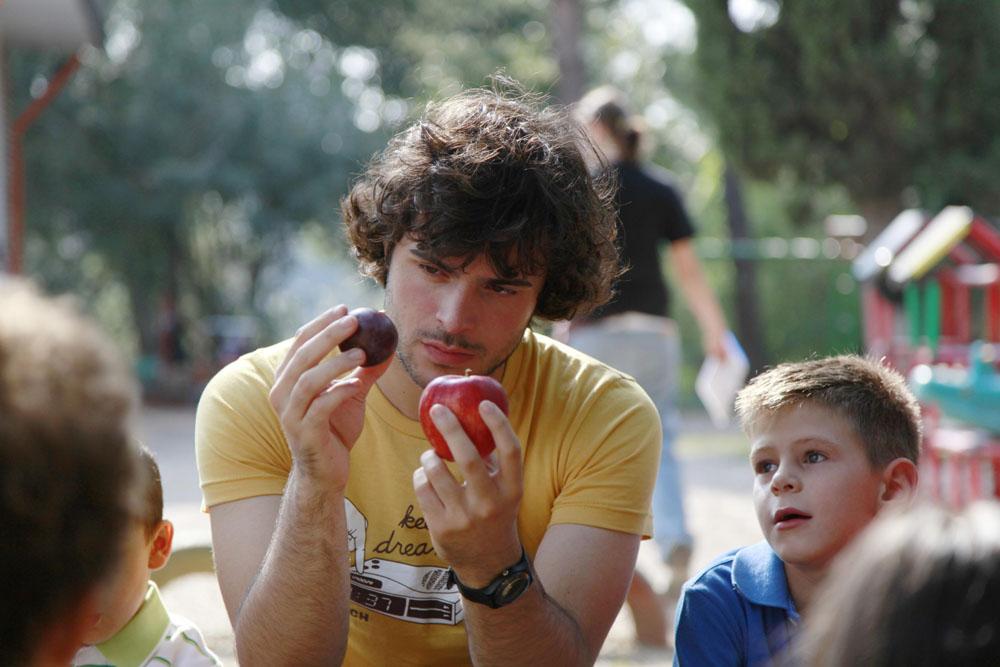 In foto Guglielmo Scilla (29 anni)