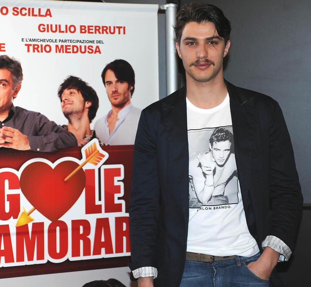 Il photocall del film <em>10 regole per fare innamorare</em> di Cristiano Bortone. -