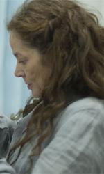 L'altra faccia del diavolo, il male si diffonde - Suzan Crowley col regista William Brent Bell sul set del film L'altra faccia del diavolo.