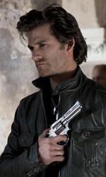 Ghost Rider - Spirito di vendetta, il diavolo è tornato - Una scena del film Ghost Rider - Spirito di vendetta.