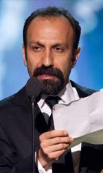 Asian Film Awards, il trionfo di Una separazione - In foto Asghar Farhadi, vincitore del premio per la Miglior regia alla 6a edizione degli Asian Film Awards.