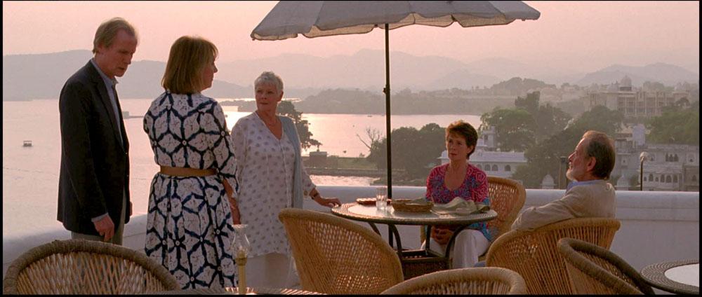 Marigold Hotel (2012)
