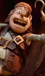 Pirati! Briganti da strapazzo 3D, all'arrembaggio! - Una scena del film Pirati! Briganti da strapazzo 3D.