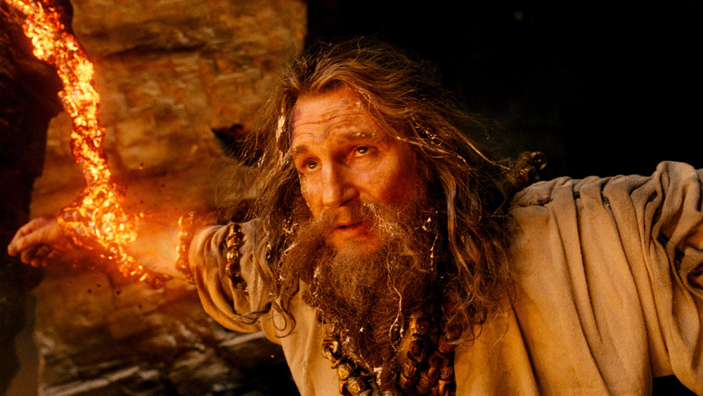 In foto Liam Neeson (65 anni)