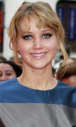 La ragazza che gioca col fuoco - In foto Jennifer Lawrence, a Madrid per la presentazione del film di cui è protagonista, Hunger Games.