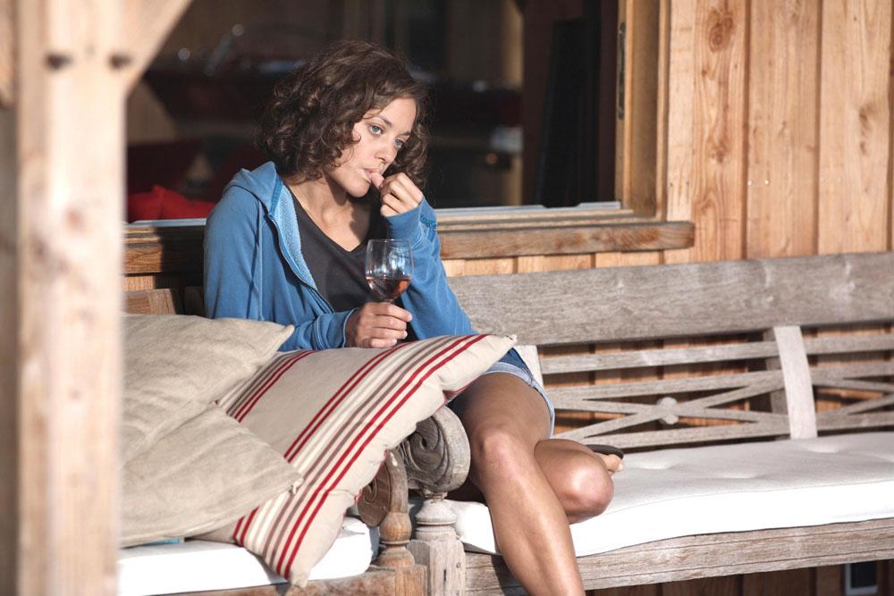 In foto Marion Cotillard (41 anni)