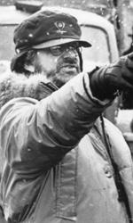 Universal: storie vere da grande schermo - In foto Steven Spielberg e Liam Neeson sul set del film Schindler's List.
