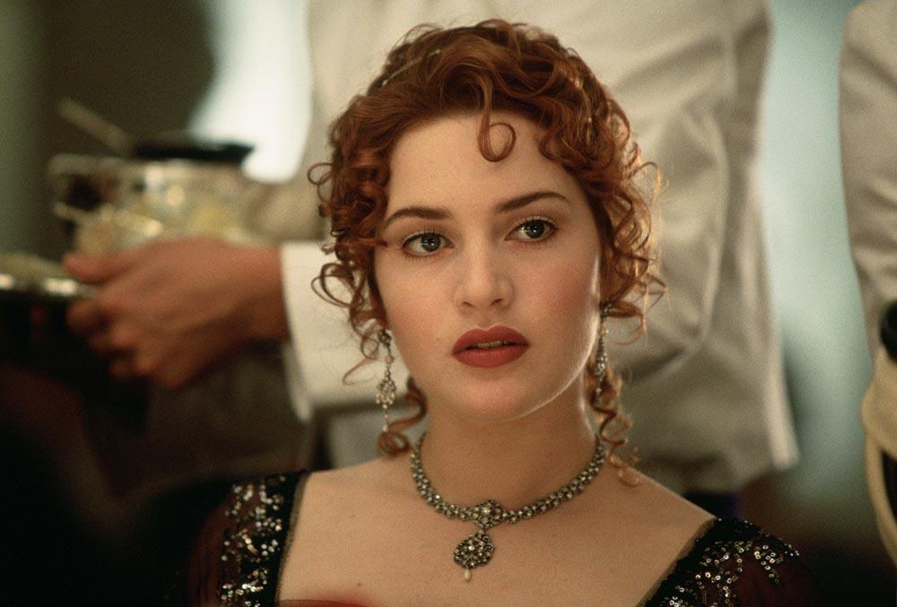 Una scena del film <em>Titanic</em>. -