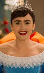 Biancaneve, l'intramontabile - In foto Lily Collins in una scena del film <em>Biancaneve</em> di Tarsem Singh.