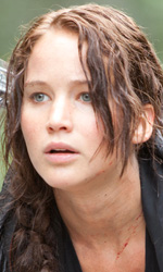 Chi diriger� il prossimo Hunger Games? - In foto Jennifer Lawrence nel film Hunger Games di Gary Ross.