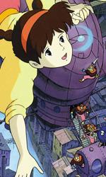 Il castello nel cielo, alla ricerca di Laputa - Una scena del film Il castello nel cielo di Hayao Miyazaki.