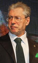 ONDA&FUORIONDA - In foto Umbero Bossi, da poco dimessosi dalla carica di segretario della Lega Nord.