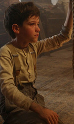 Il primo uomo, ogni bambino porta con s� l'uomo che sar� - Una scena del film Il primo uomo di Gianni Amelio.