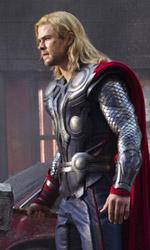The Avengers, i vendicatori sono arrivati - In foto una scena del film The Avengers di Joss Whedon.
