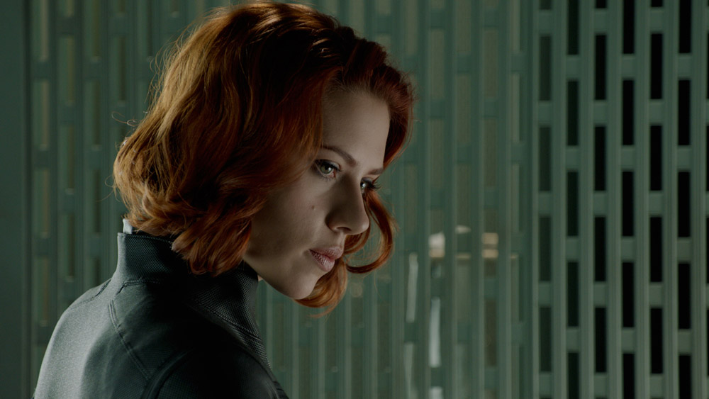 In foto Scarlett Johansson (34 anni)