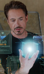 The Avengers, i vendicatori sono arrivati - In foto una scena del film <em>The Avengers</em> di Joss Whedon.