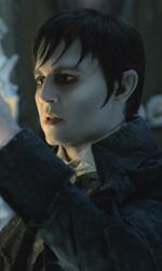 Dark Shadows, un eccentrico vampiro - Una scena del film Dark Shadows.