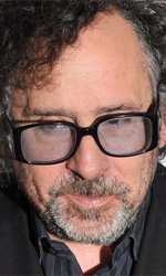 La politica degli autori: Tim Burton - In foto Tim Burton.