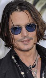 Dark Shadows, la premiere americana - Johnny Depp alla premiere americana di Dark Shadows di Tim Burton.