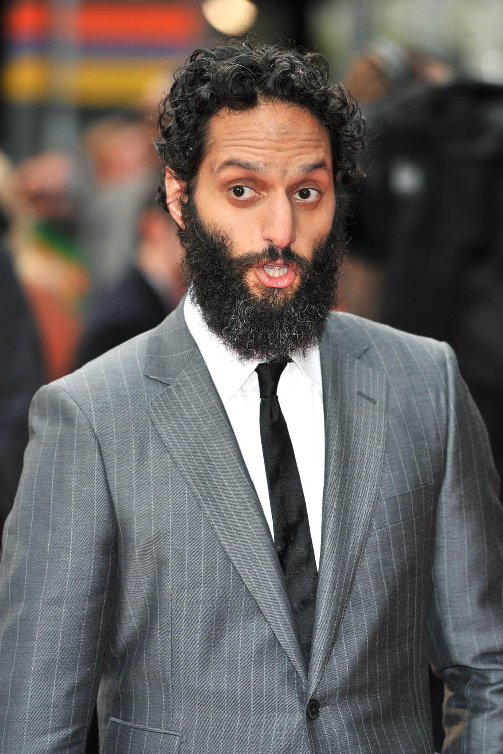 In foto Jason Mantzoukas