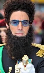 Il dittatore, la premiere � uno spettacolo - Una foto della premiere mondiale de Il dittatore.