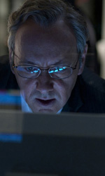 Margin Call, la pi grande truffa di Wall Street - Una scena del film <em>Margin Call</em>.