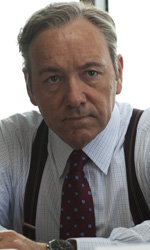 Margin Call, la pi grande truffa di Wall Street - Kevin Spacey in una scena del film <em>Margin Call</em> di J.C. Chandor.