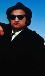 I Blues Brothers tornano al cinema (restaurati) - I due protagonisti del film The Blues Brothers.