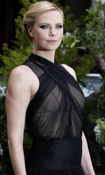 In foto Charlize Theron (42 anni)