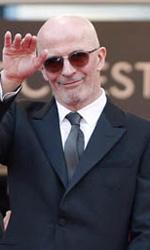 Cannes 65, flash per la Cotillard - Matthias Schoenaerts, Marion Cotillard e Jacques Audiard sulla croisette per De rouille et d'os.