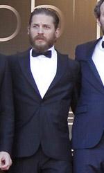 Cannes 65, dopo Garrone c'� Lawless - Il cast di <em>Lawless</em>, sul red carpet del Festival di Cannes.