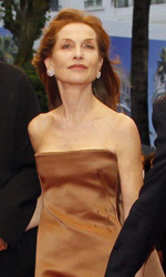 Cannes 65, l'amore secondo Michael Haneke - Il cast del film <em>Amour</em> alla premiere del film a Cannes.
