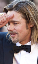 Cannes 65, Brad Pitt e gli emarginati di Glasgow - Il red carpet di Killing Them Softly.